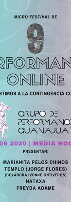 9a Edición del Micro Festival de Perform