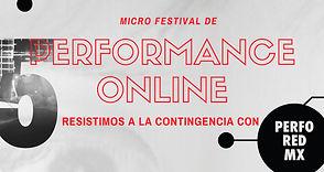5a Edición del Micro Festival de Perform