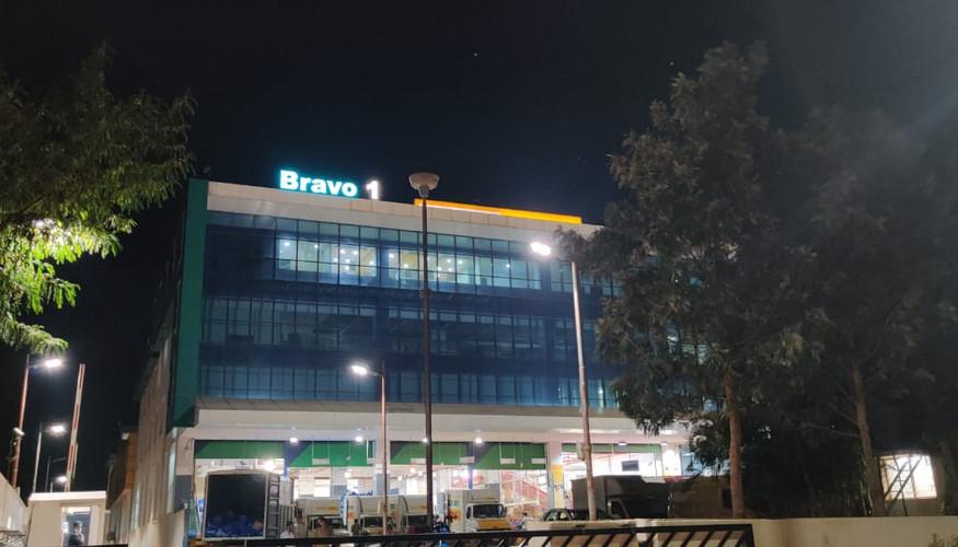 Bravo Signage
