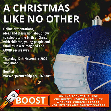SE Partnership COVID Christmas Nov 2020