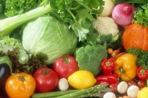 Extra 1lb Fresh Vacuum Sealed Vegetable Add