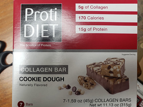 Cookie Dough Collagen Protein BAR