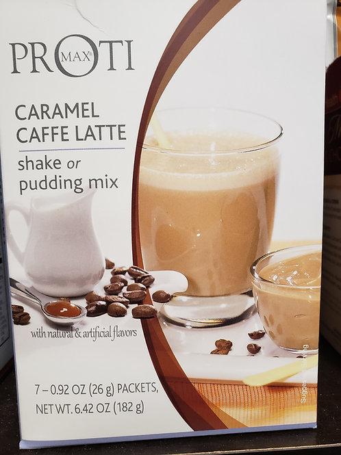 Carmel Caffe Latte Drink