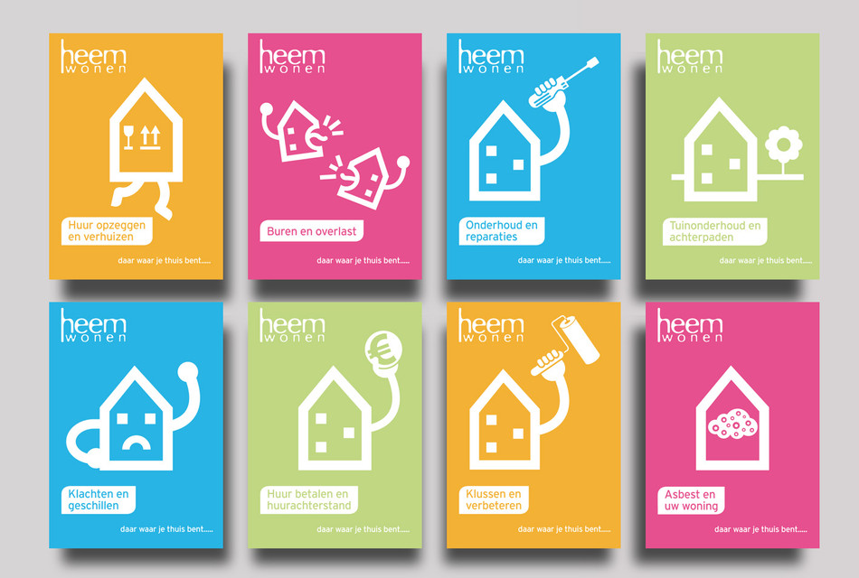 Design brochure line