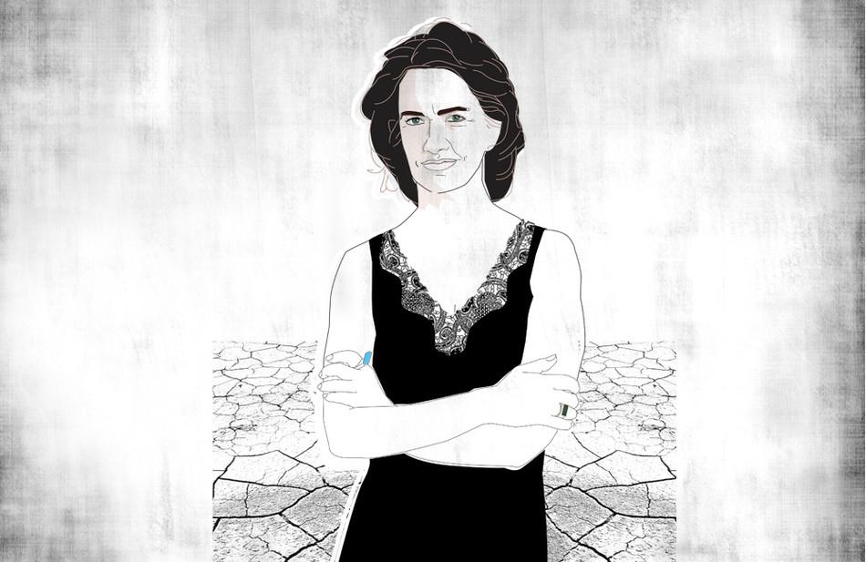 Portrait Susan Neiman