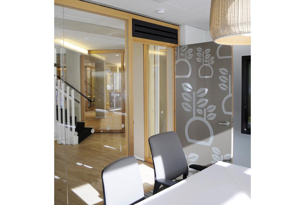 Design lettering interior