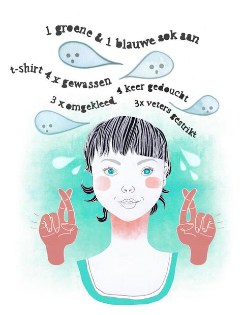 Compulsive neurosis
