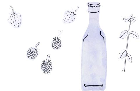 Sketch drink