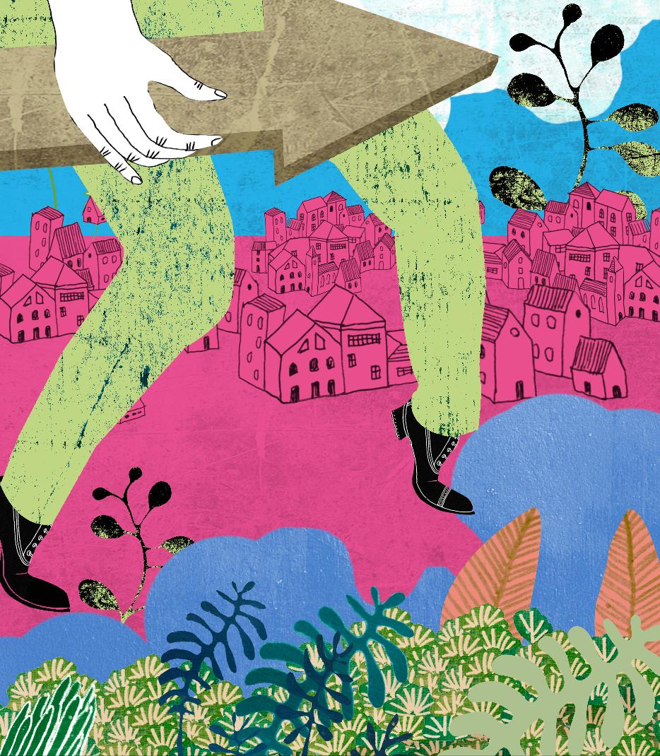 Illustration annual report