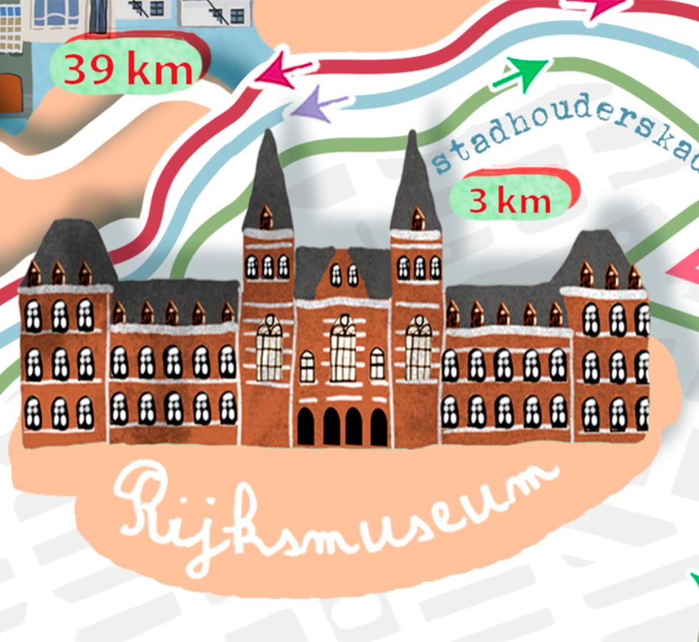 TCS Marathon Amsterdam