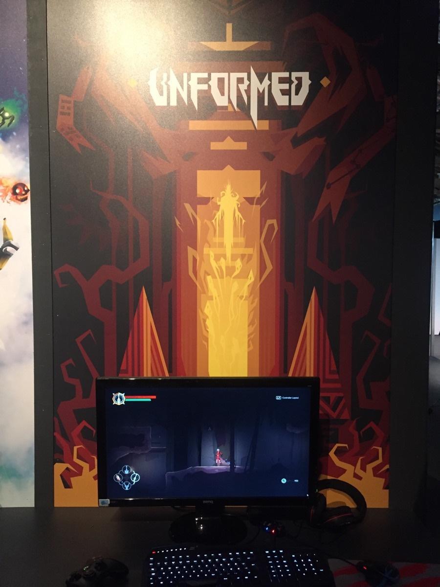 Unformed @ EGXReezed