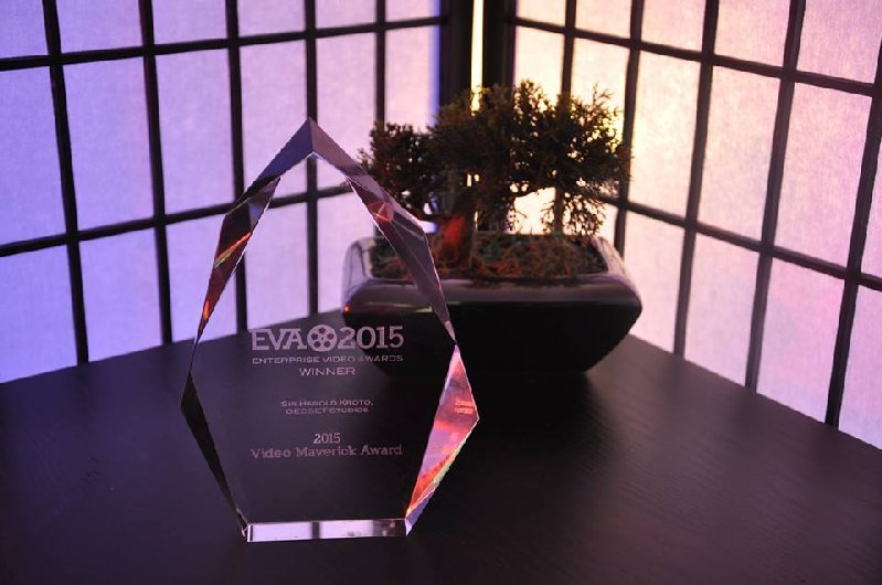 Enterprise Video Award 2015