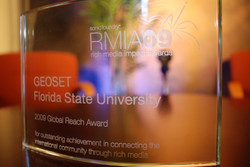 Rich Media Impact Award - 2009