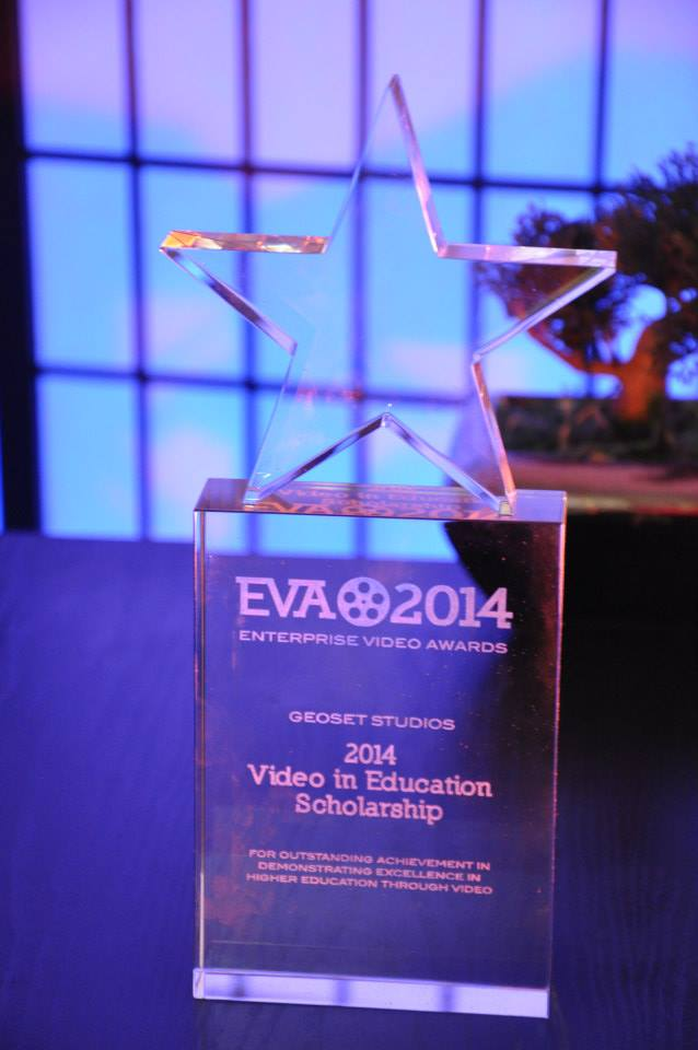 Enterprise Video Award 2014