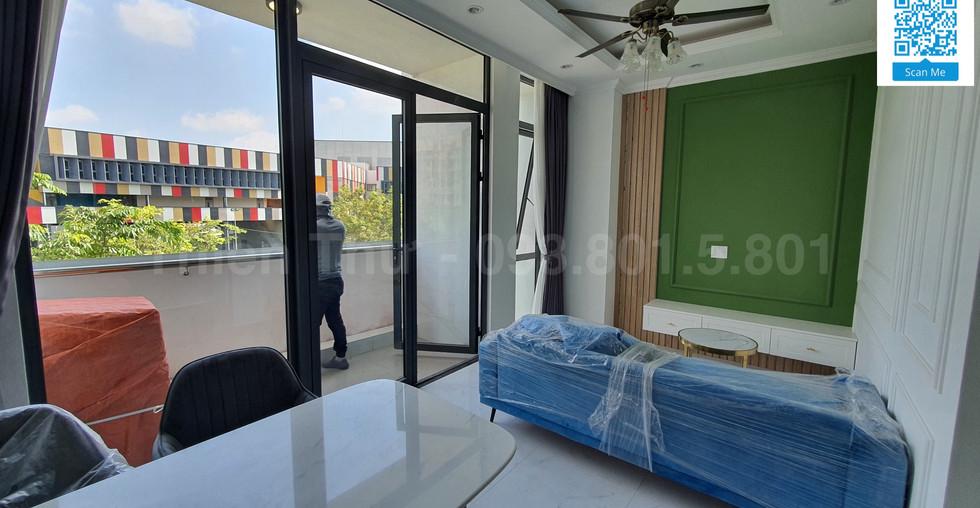 Cho thuê căn hộ 2 Phòng ngủ - Khu đô thị Vạn Phúc