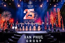 Van Phúc Group - 25 năm hình thành và phát triển