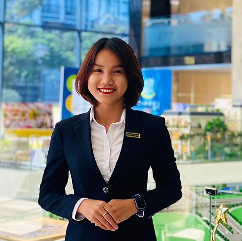 Phạm Thị Thiên Thư - Chuyên viên tư vấn cao cấp Khu đô thị Vạn Phúc