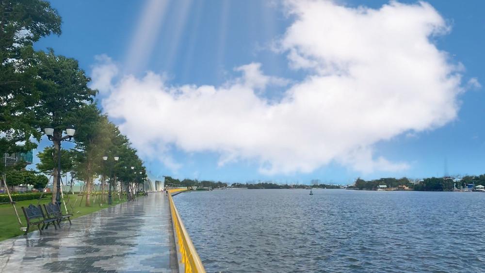 Van Phuc City là bán đảo xanh với 3 mặt giáp sông Sài Gòn toạ lạc tại TP. Thủ Đức