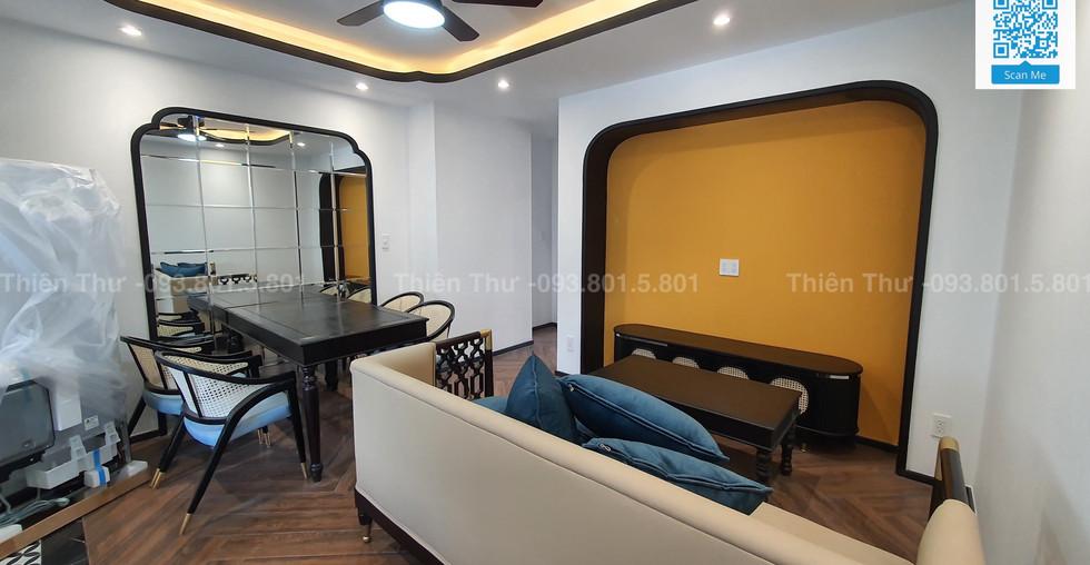 Cho thuê căn 2 phòng ngủ đầy đủ nội thất hiện đại - Khu đô thị Vạn Phúc