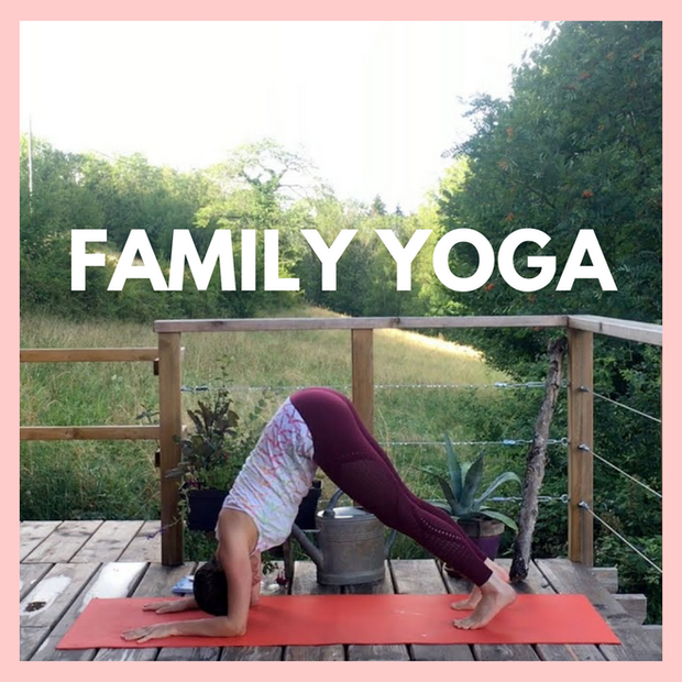Family Yoga | 25mins