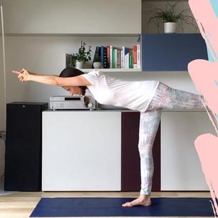 Yoga for balance