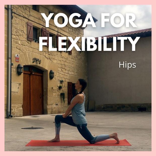 Yoga for Flexibility - Hips | 20mins