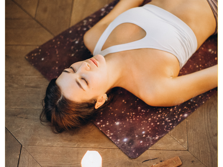 6 REASONS YOU SHOULD TRY YOGA NIDRA