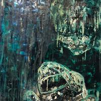 Henry, 2019, acrílico sobre lienzo,140 x 100 cm