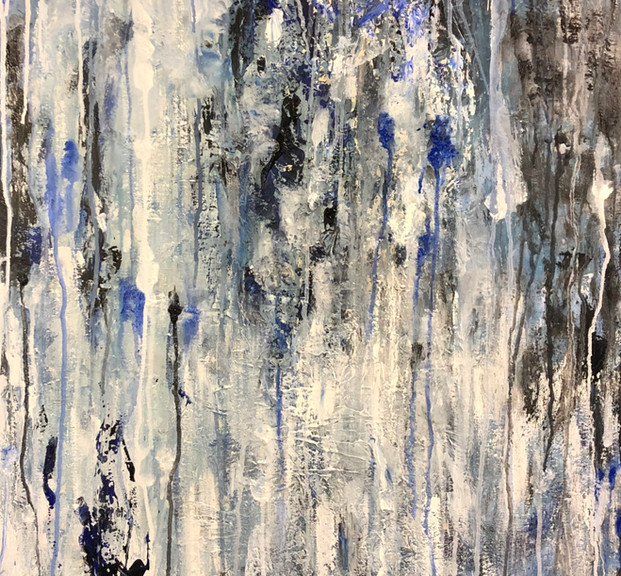 Fer, 2019, acrílico sobre lienzo, 120 x 70 cm