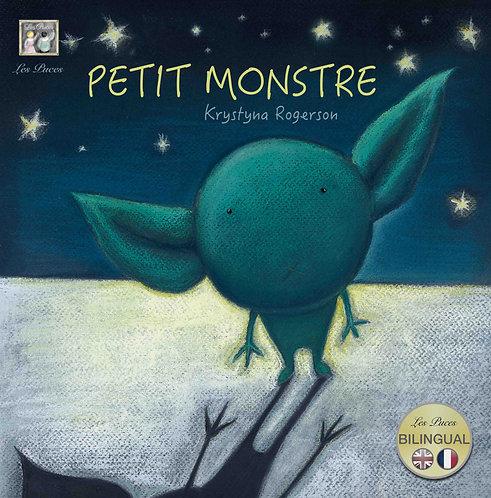 Petit Monstre - Little Beast (book)