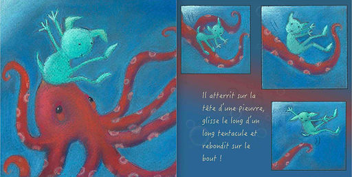 Little Beast under the sea (F) pages 5.j