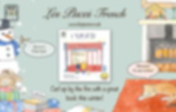 Les Puces early years French classes, winter, vocabulary, songs, games, for ages 3-11 KS1+2 travel, ingredients, clothing, travel, Christmas, Nativity, bilingual books,