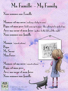 Les Puces French Lessons and activities for children, kids, aged 3 to 11 years KS1, KS2, secondary schools online French Learning, French Home Learning, project and bilingual book by post pre-school, primary school and after school French Lessons