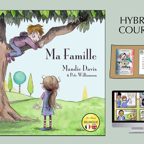 Hybrid Course + Post Pack - My Family