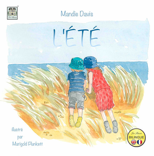 L'ÉTÉ - Summer (book)