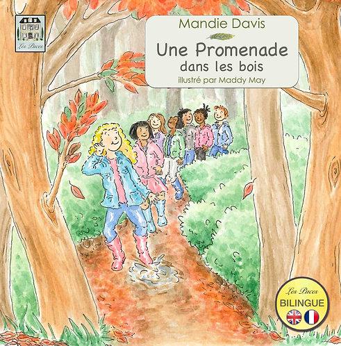 Une Promenade dans les bois - A Woodland Walk (book)