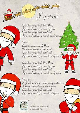 Les Puces Petit Paul Christmas lyrics sh