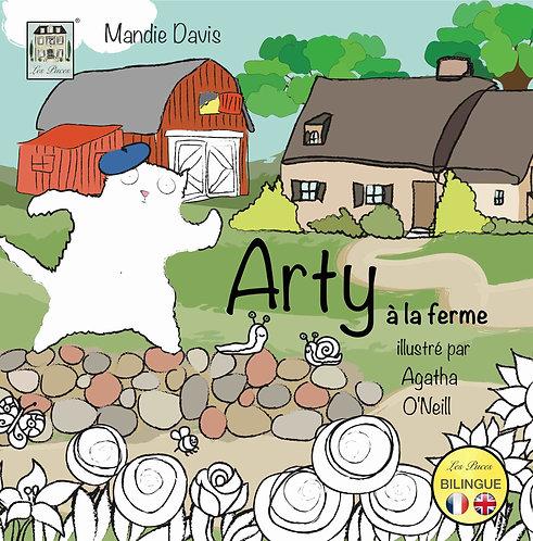 Arty à la Ferme - Arty on the Farm (book)