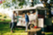 Cripes it's Crepes mobile vintage event catering based in Reigate , Surrey