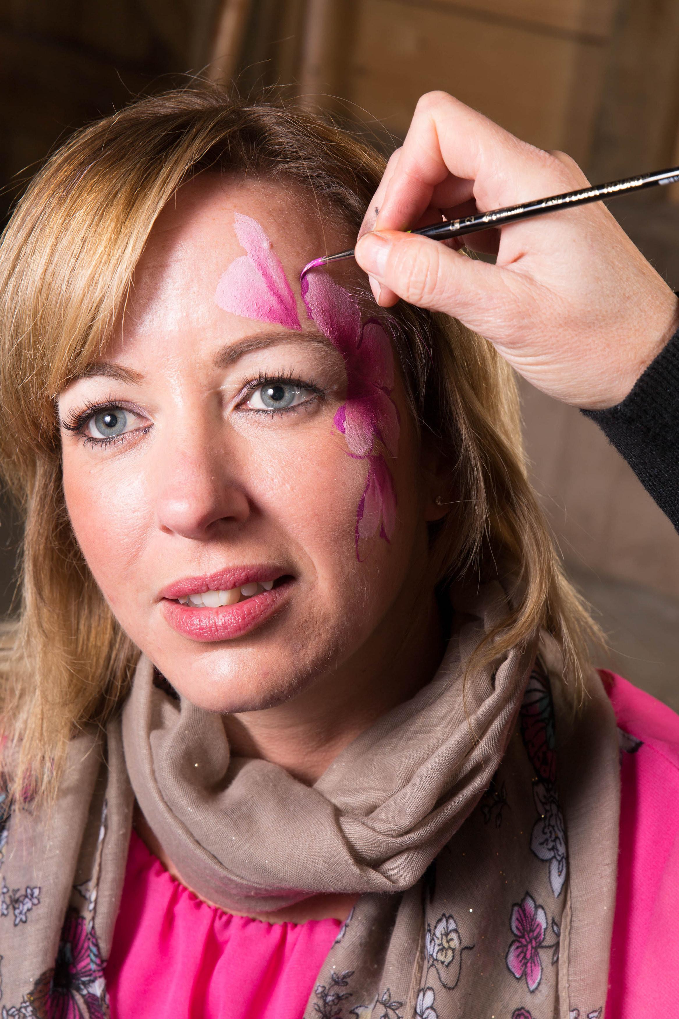 Face Paint & Body Art Workshop