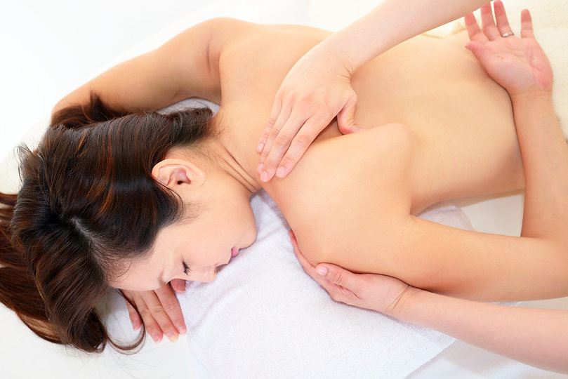 Courses in massage at Therapy Training Centre Yorkshire Northern England