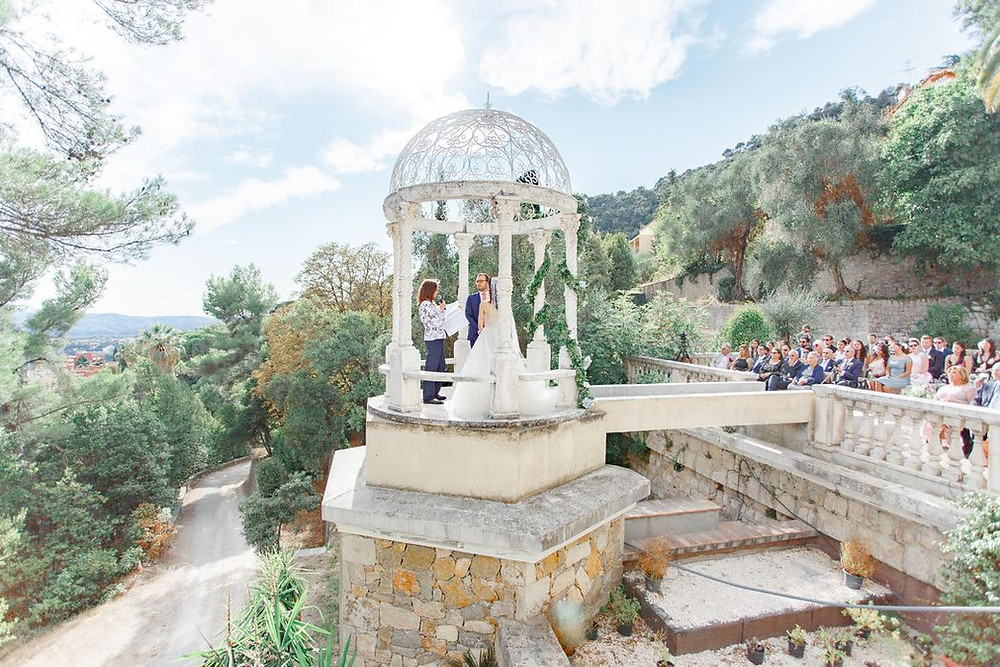 3 best wedding venues on the French Riviera