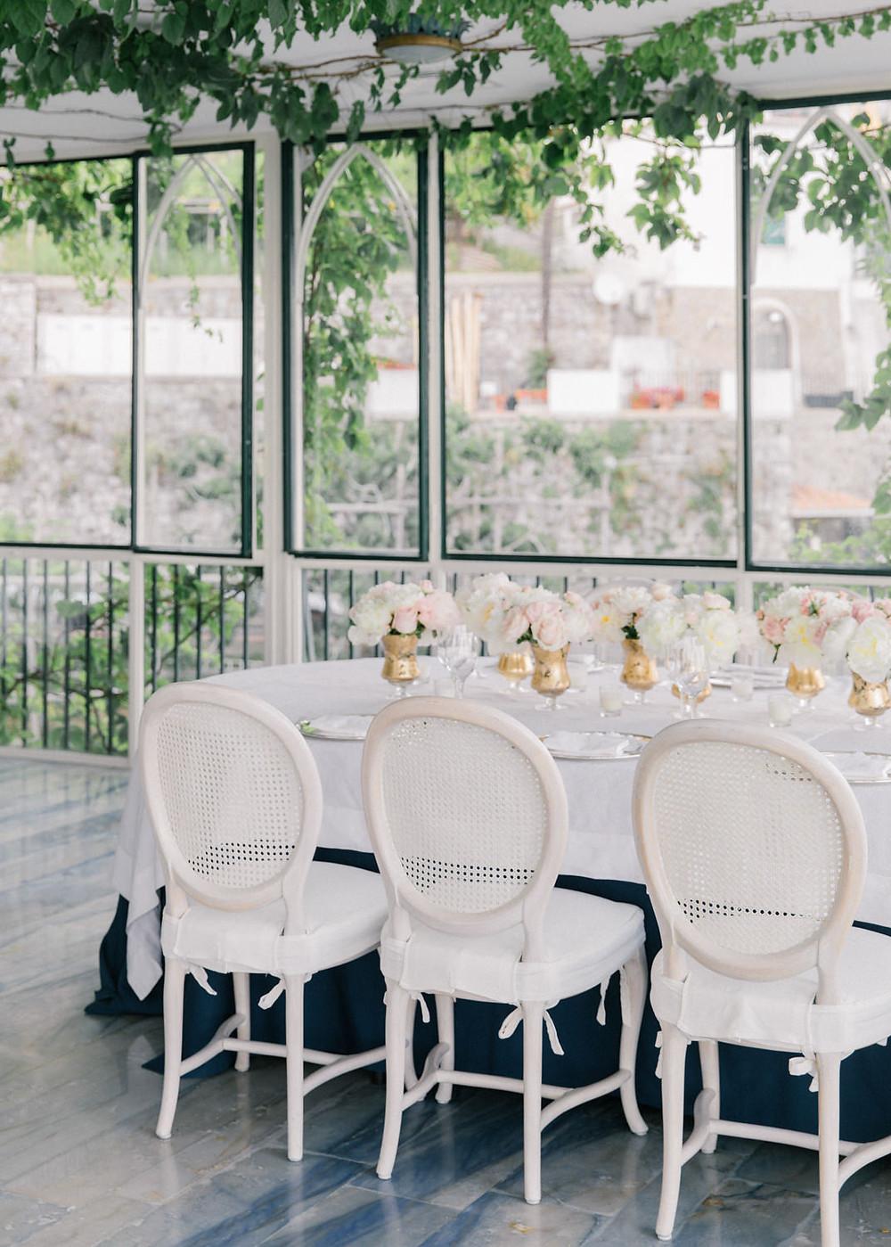 CASAMENTO ÍNTIMO EM ITÁLIA, COSTA AMALFITANA - Dream Weddings Europe