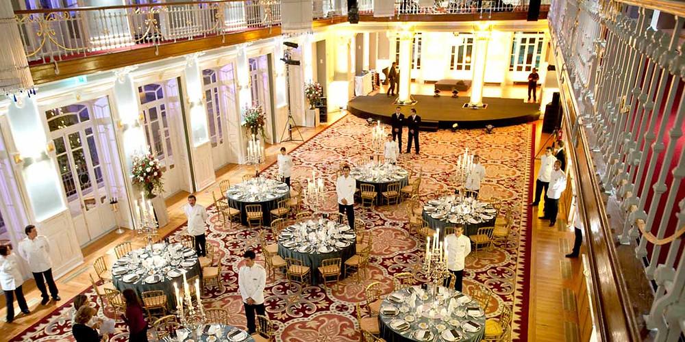 Destination wedding at Vidago Palace