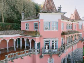 Casa dos Penedos - new wedding venue in Sintra, Portugal