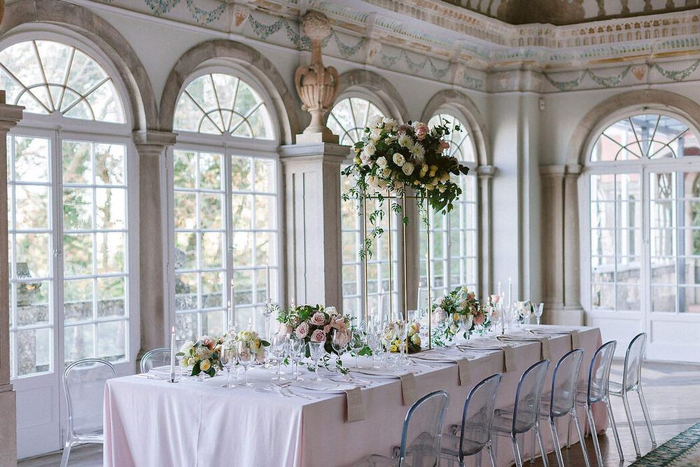 Casa dos Penedos - Portugal wedding venue located in Sintra
