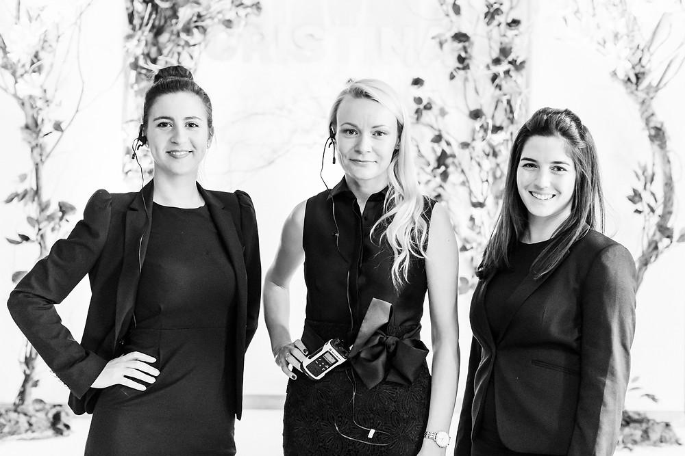 Dream Weddings Europe's team - wedding planning in Portugal