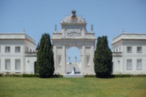 Weding in Sintra, Palacio de Seteais