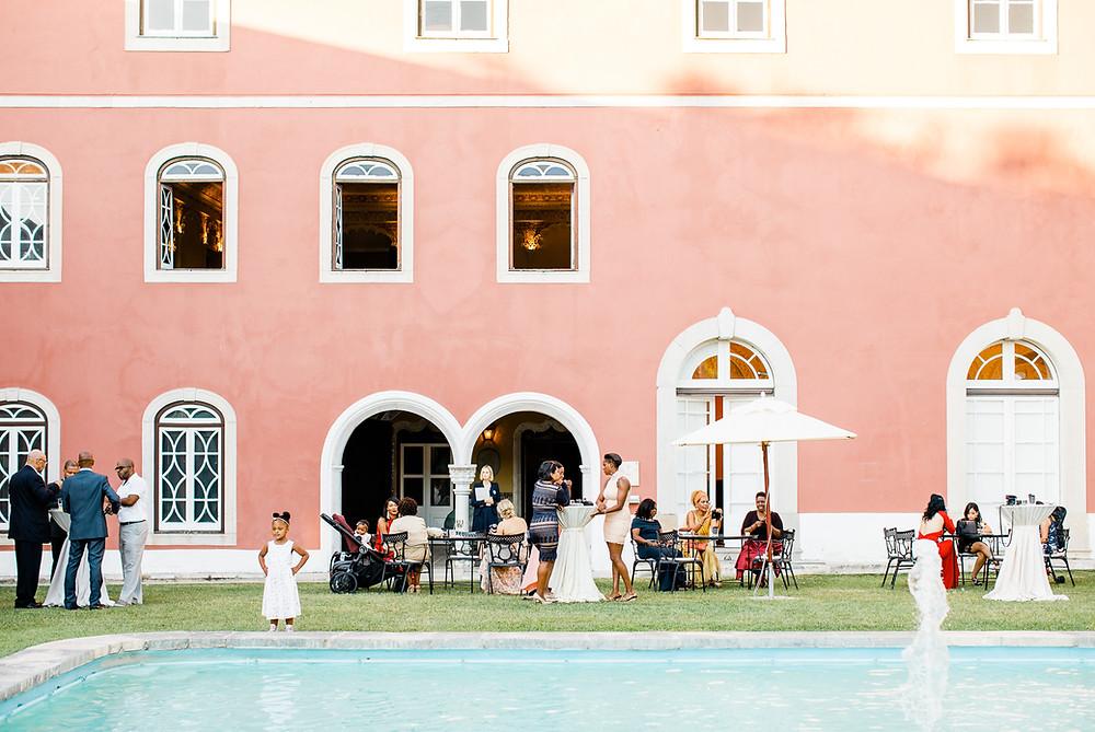 Pacote de casamento em Portugal com tudo incluído no Penha Longa Resort