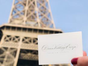 Destination wedding Paris : discover the luxury wedding Palaces